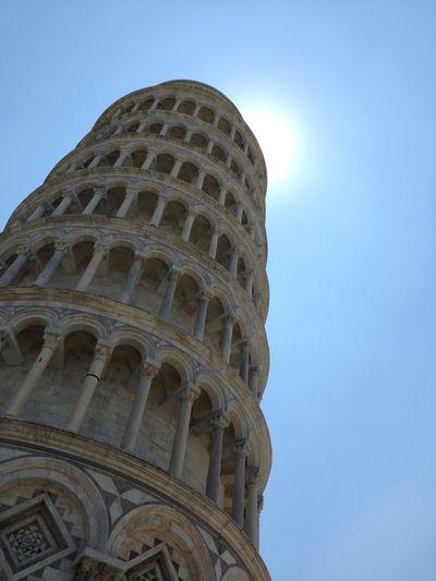 Pi(zz)sa Architecture Tourism Travel