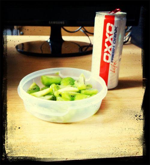 Morning Fruit Oxxo <3 .