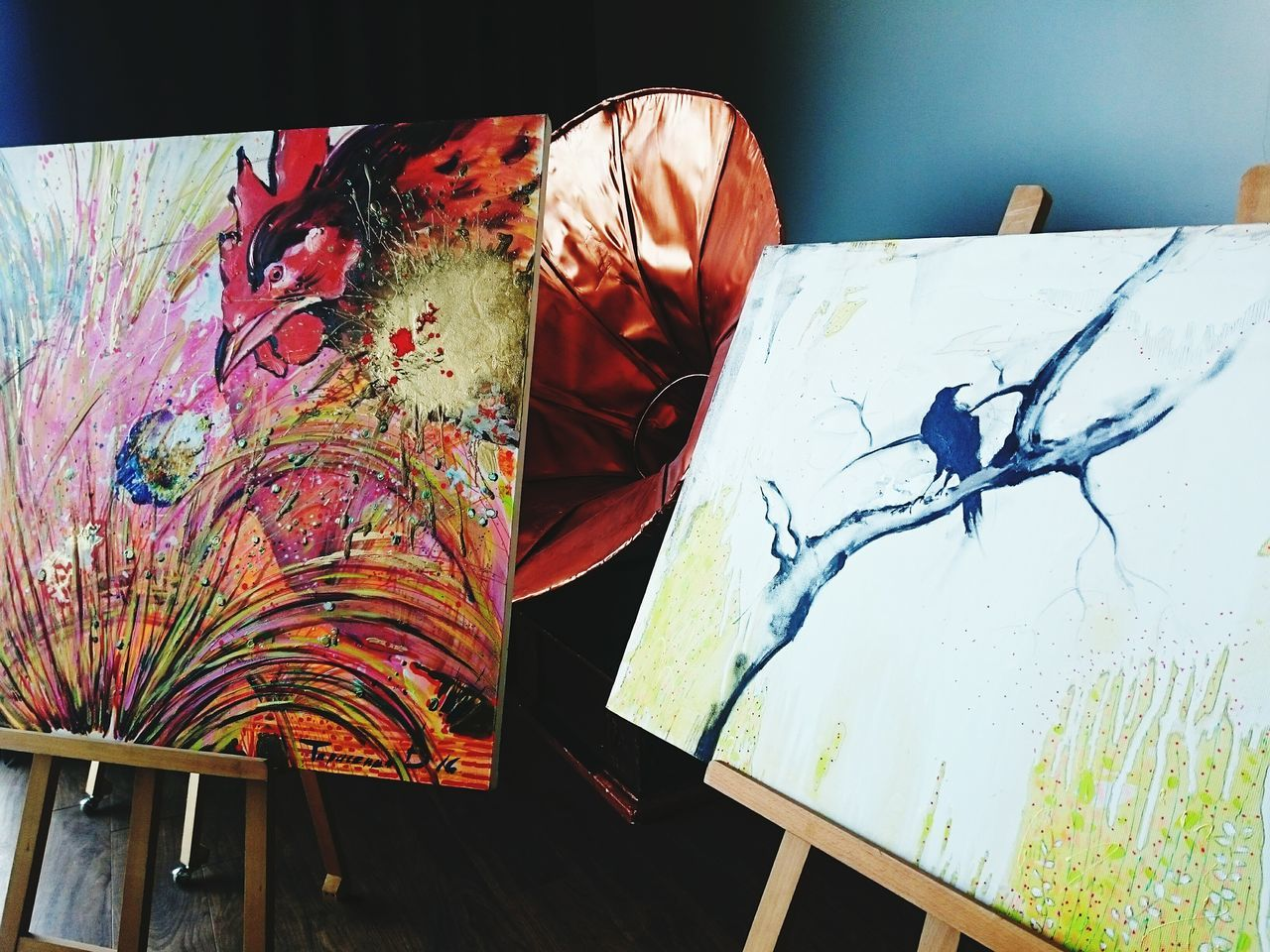 creativity, art and craft, indoors, table, multi colored, no people, paper, art studio, close-up, day
