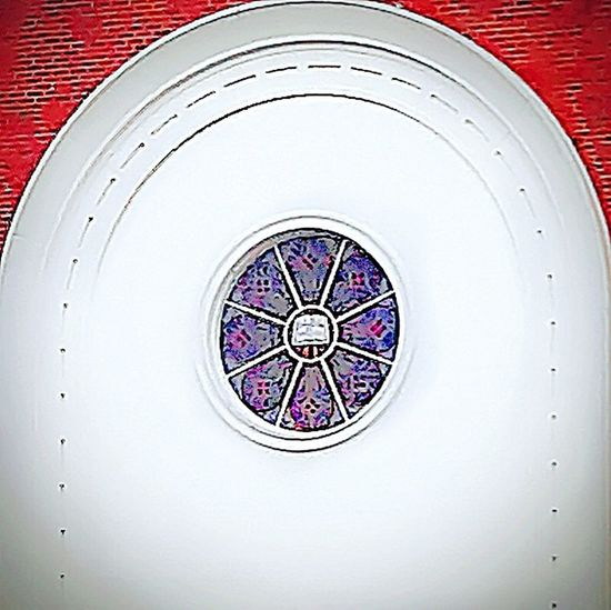 archwaywindow Multi Colored Religion Place Of Worship Architecture Stained Glass Architecture And Art Architectural Feature Arched Geometric Shape Circle