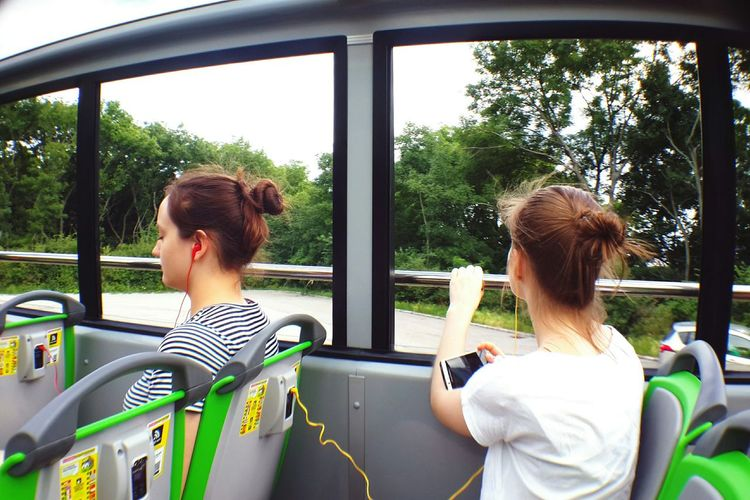 Travel Vienna Trip Austria ❤ Europe Photo Travelphotography Bus Shönbrunn Travelling