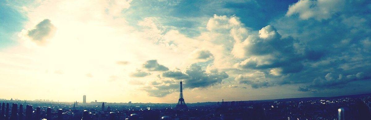Paris Eiffel Tower La Tour Effel France First Eyeem Photo First Trip Alone Dawooni