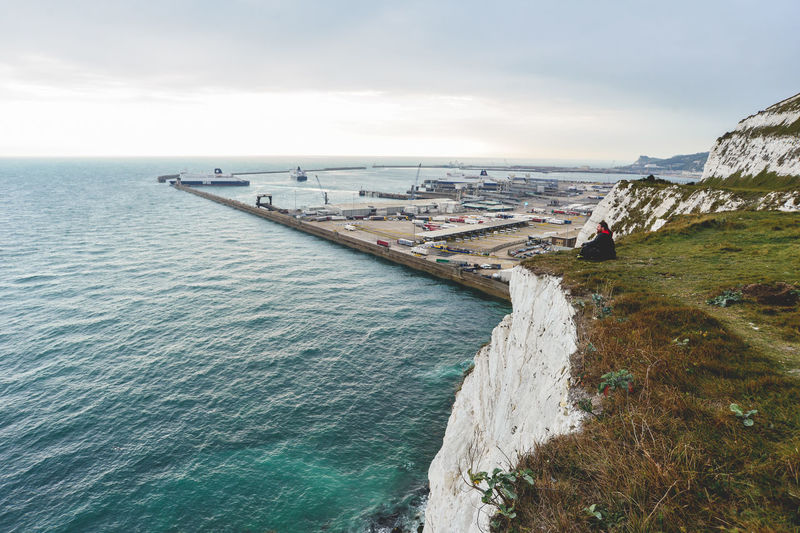 Cliffs Of Dover Dover Dover, England The Great Outdoors - 2017 EyeEm Awards Architecture Beach Beauty In Nature Built Structure Cloud - Sky Day England Horizon Horizon Over Water Incidental People Land Nature Nautical Vessel Outdoors Rock Scenics - Nature Sea Sea And Sky Seascape Sky Tranquility Transportation Uk Water White Cliffs  White Cliffs Of Dover The Great Outdoors - 2018 EyeEm Awards