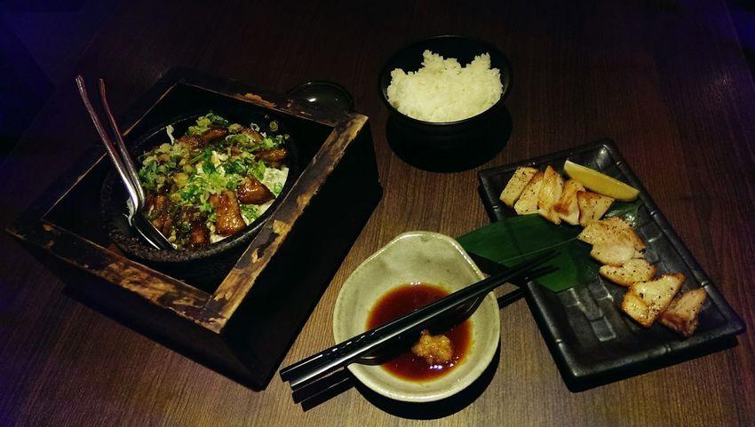 Eat Dinner 和民 石鍋豬肉丼 松阪豬陶板燒