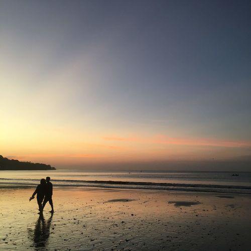 Bali, sunset