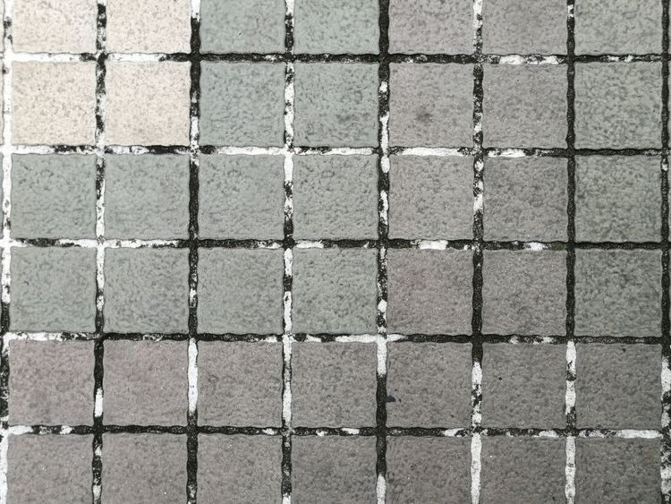 Full Frame Backgrounds Outdoors Pattern Close-up Cement Grain Architecture Textured  Floor Block Shape Square Abstract Grime Stain