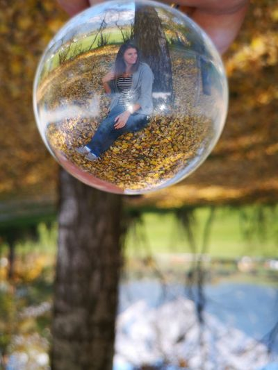 Life in a Glasgow Glasgow  Glass - Material Portraits Of EyeEm Colorfull Colorfull Life Autumncolors Tree Water Childhood Child Full Length Autumn Beauty Happiness Sky Transparent Marbles RainDrop Bubble Blade Of Grass