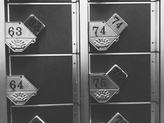 Shoes locker Monochrome Blackandwhite Life Days