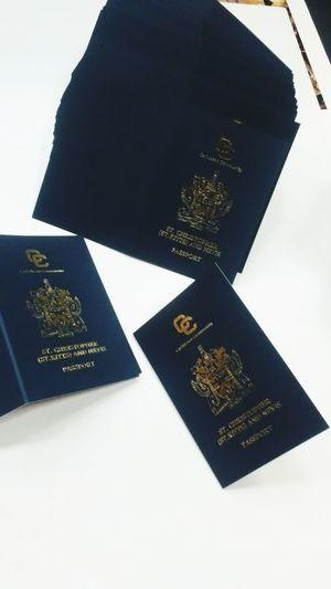 Passport St.KItts&Nevis St.christopher Myproducts