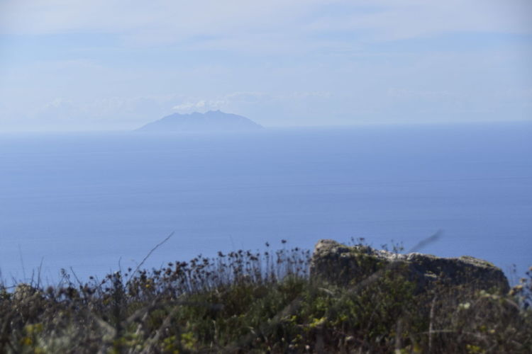 Islands Monte Cristo Isola Del Giglio Isola Del Giglio Monte Cristo Monte Cristo And Sea