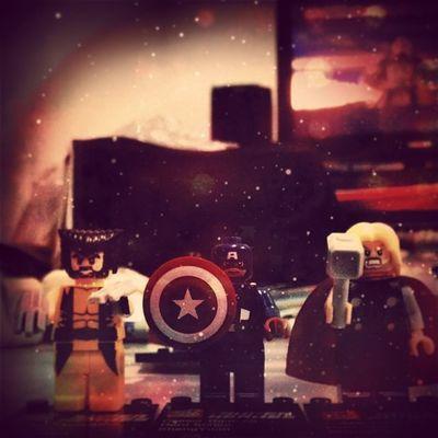 Created with @instantbotapp Instantbotapp Wolverine Captainamerica Thor