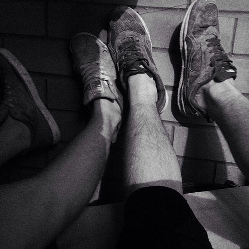 Friends Legs