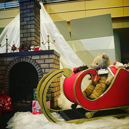 クリスマスな季節 倉吉 鳥取県 くまもん