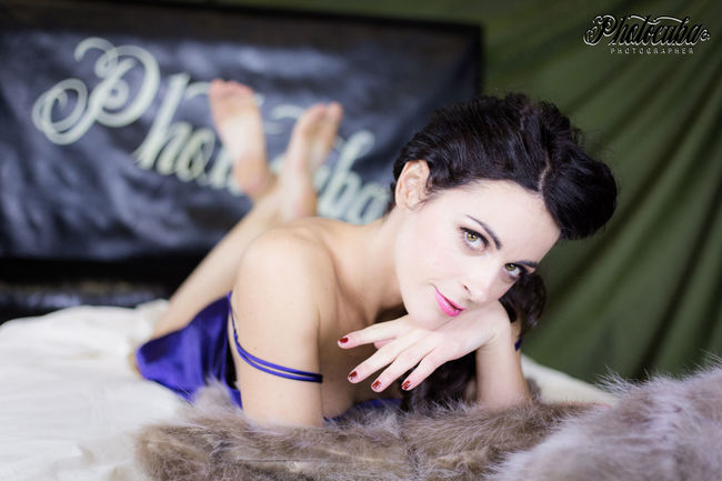 Pinup Portrait Pinup Photography Sensual PinUpGirl Photocuba Pinup Girls<3 Vintage Retro Lingerie Sexy Girl Pinups Pin-Up Beauty Pin-Up Photo Shoot Pin-Up Girl Glamour Glamour Shots Purple Color Hairstyle Sexygirl Woman Portrait Photo Shoot Pinupmodel SexyGirl.♥ Bellezza Sexytime
