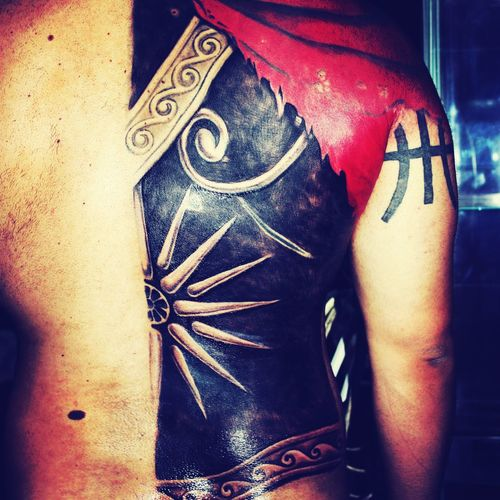 Tattoo Hello