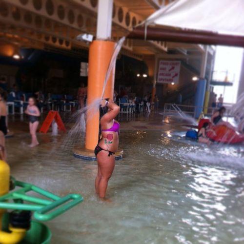 Swimming In Winter