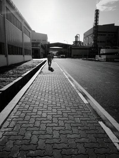 We all have a common path. A routine path. The exactly the same way. This kind boredom will kill you, in silent, painfully and passing this everyday, will cast your sanity away. But, bite them back. Make your day. Change the moods of its everyday. Pour happiness, fill the emptiness, and live it to the fullest.