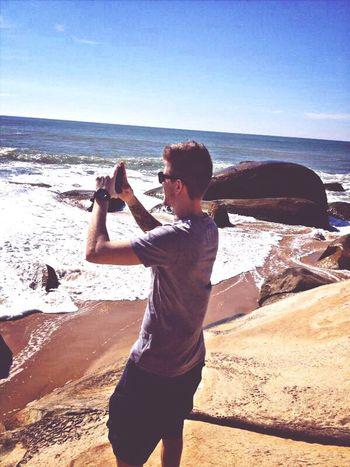 Beach Brazil Sun