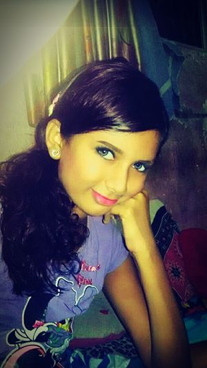 Beautiful smile gorgeous eyes princes girl child angel smile