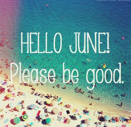 Juin, signifie vacances! Hellojune