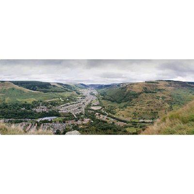 Rhondda valley. Wales Rhondda CyM