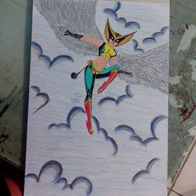 Mulher Gavião *-* Justiceleague MulherGaviao ShayeraHall DC
