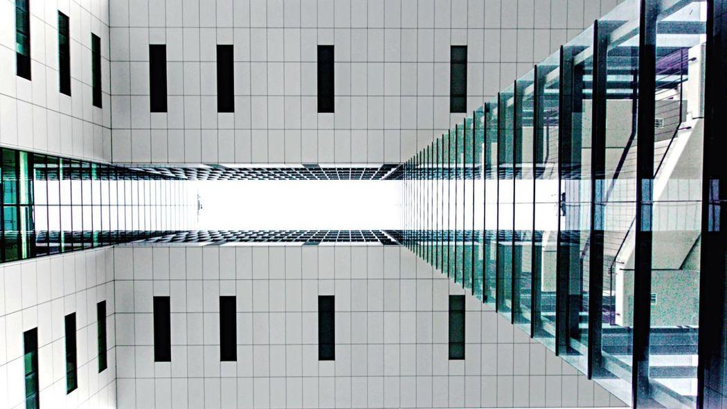 The Grafic City Urban Architecture Modern Architecture Discover Your City Urban Geometry Geometry Architecture Clean Building Rheinufer Urban Minimalist Architecture