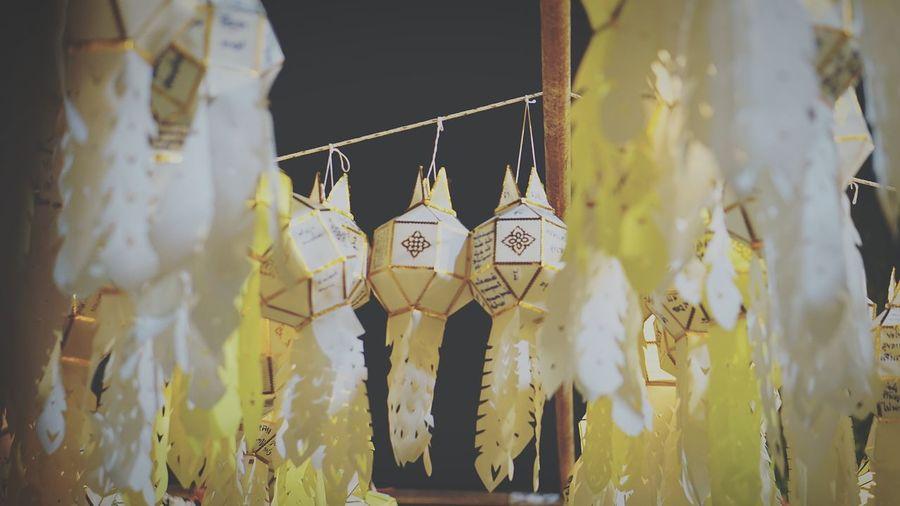 Lanna Lamp Festival 2017 at Lamphun, Thailand Lanna Lannalamp Hariphunchai Northern Northernthailand Thailand