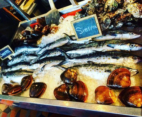 Fish Clams 🐠🐟🐡 Food Foodporn Yummy Nom Nom Nom at Mexico Market