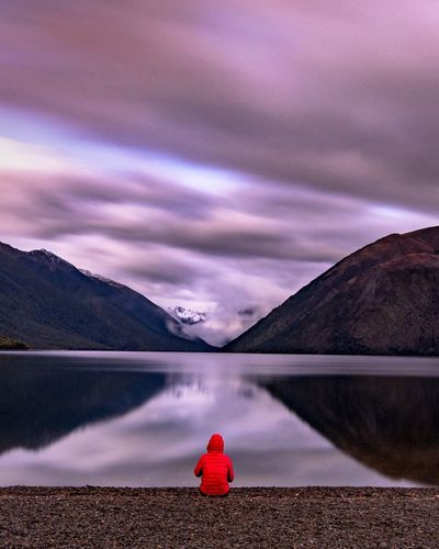 Early evening at the Nelson Lakes. Love it here. Always different and always the same Check This Out Hanging Out EyeEm Gallery Amazing_captures That's Me My Sky Obsession... The Great Outdoors - 2016 EyeEm Awards Ladyphotographerofthemonth New Zealand Scenery Tadaa Community Eye4photography  Eyem Best Shots Tranquil Scene Nature_collection Majestic Water_collection Popular Photos Photooftheday Shootermag EyeEm Masterclass For My Friends That Connect Lake Nature On Your Doorstep Mountains Showcase July 2016