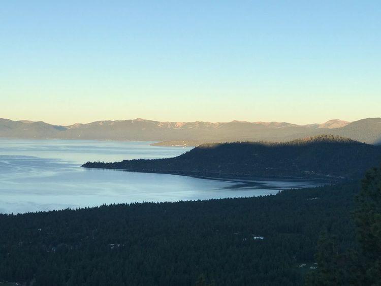 Tahoe unfiltered Sunrise