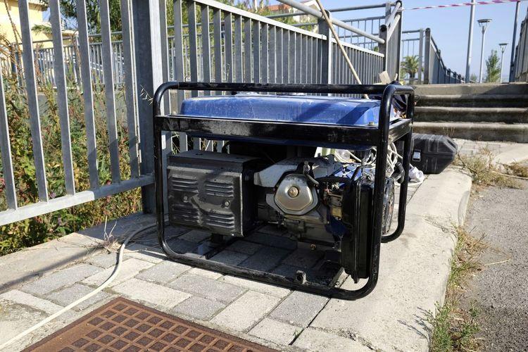 Fuel Gasoline Motor Power Alternator Diesel Diesel Engine Electrical Emergency Equipment Engineering Generating Generation Generator Set