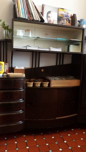懷舊風 Oldfashioned 年代物 廚櫃 懷舊 Domestic Room
