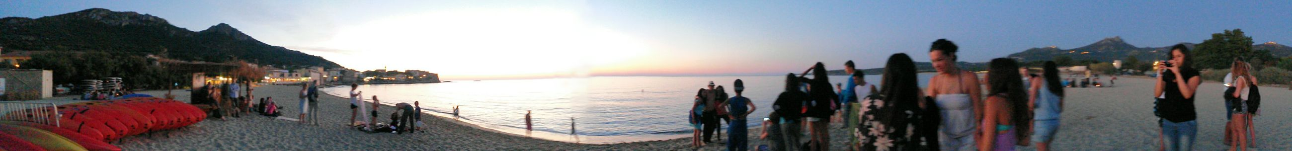 Sea View Algajola Corsica