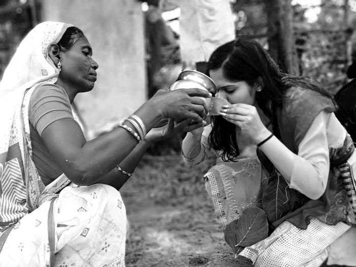 Drink Water Water Young Women Child Friendship Women Girls Togetherness Human Hand Females 50 Ways Of Seeing: Gratitude 2018 In One Photograph My Best Photo International Women's Day 2019 Moms & Dads
