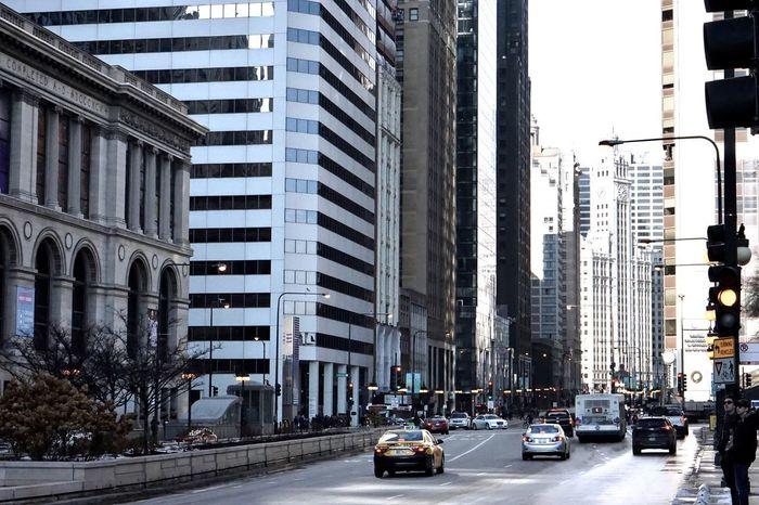 City life Road No People