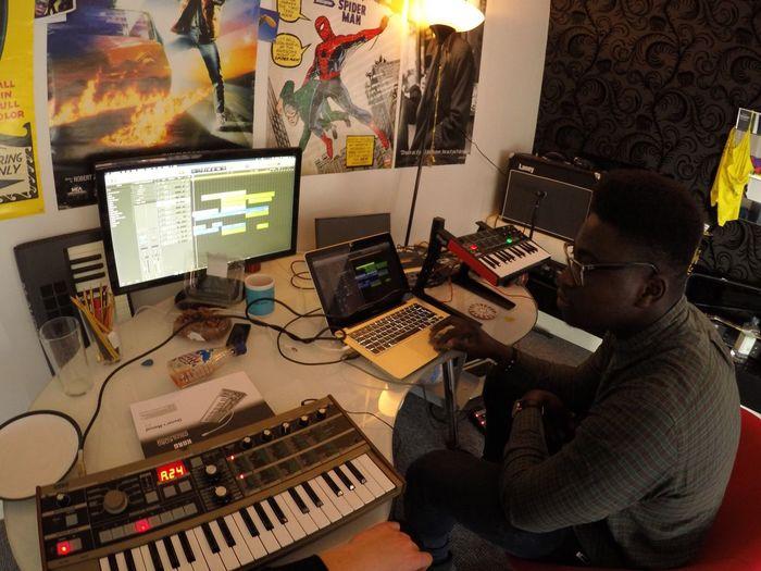 Recording Production Musician Music Producing Sampler Origamik Jarvart HipHop BEATS Nofilternoedit Nofilter