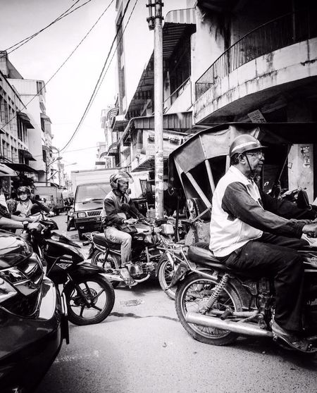 The Street Photographer - 2014 EyeEm Awards