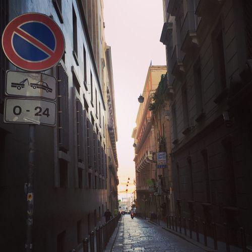 Desolation row Building Exterior Architecture City Day Divieto Di Pensare Divieto Outofdesire Naples, Italy EyeEm Selects