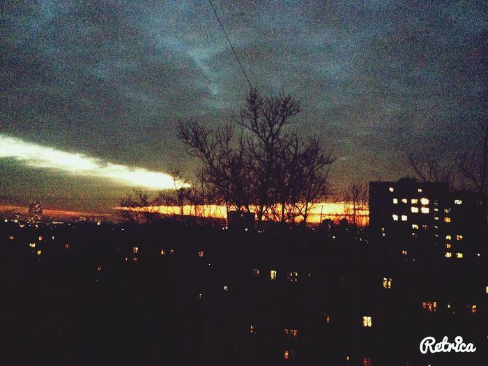 Views #night Part1😌🌆