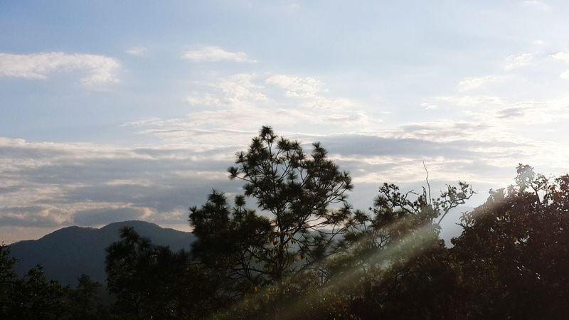 Sunset 🌅🌅 Nature Day Cloud - Sky Sunset Nice Day Sky Sun Earth 🌏 Is Beautiful