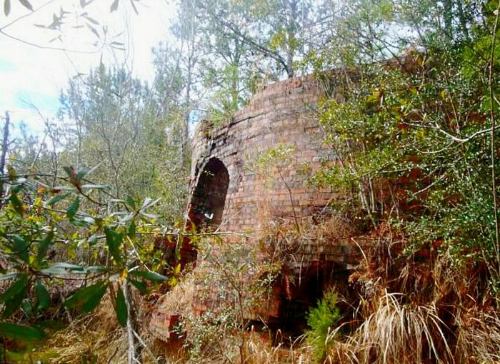 Abandoned Abandoned & Derelict Brickyard Structure Factory Abandoned Factory Left Behind Kiln Ruined Derelict Building In The Woods Explore Discover  Forgotten Forgotten Places  Historic Building Ruin