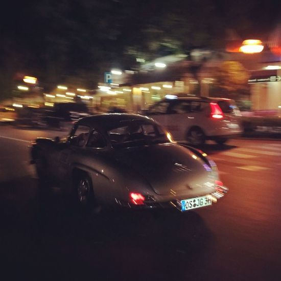 300sl Gullwing On the Go - Millemiglia 2015