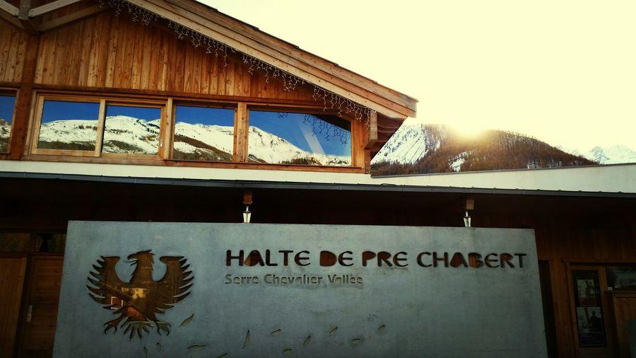 Serre Chevalier  Montagne Hautesalpes Snow First Eyeem Photo