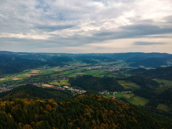 EyeEm Best Shots EyeEm Nature Lover Freiburg Nature Nature Photography Tranquility Beauty In Nature Blackforest Cloud - Sky Day Dronephotography Forest Germany High Angle View Kybfelsen Landscape Landscape_photography Mountain Nature_collection No People Outdoors Photography Scenics Sky Tranquil Scene