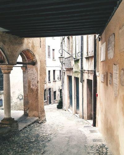 EyeEm Selects An Italian Corner Architecture Outdoors Photographylovers Photooftheday Veneto Italy Places Wheretogo Asolo Traveling Postcode Postcards