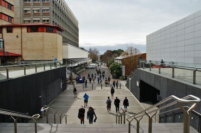 Urban Auckland University First Eyeem Photo