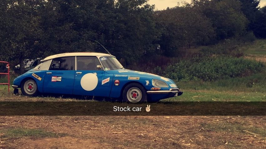 Stockcar  Snapchat Old Car Cool Competition