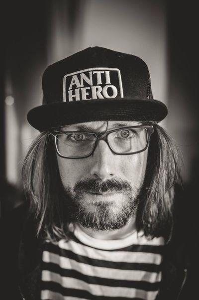 Anti Hero Antihero Peoplephotography Blackandwhite Portrait Snapback Eyes Dude The Portraitist - 2015 EyeEm Awards