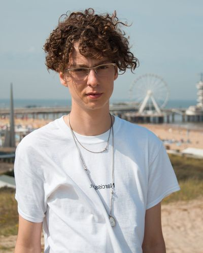 EyeEm Selects One Person Front View One Woman Only Adults Only Day Portrait Adult Standing Only Women Outdoors Young Adult Curly Hair People Sky One Young Woman Only One Man Only Rear View Travel Destinations Adventure Sand Adult Large Group Of Animals Agriculture Basketball Player